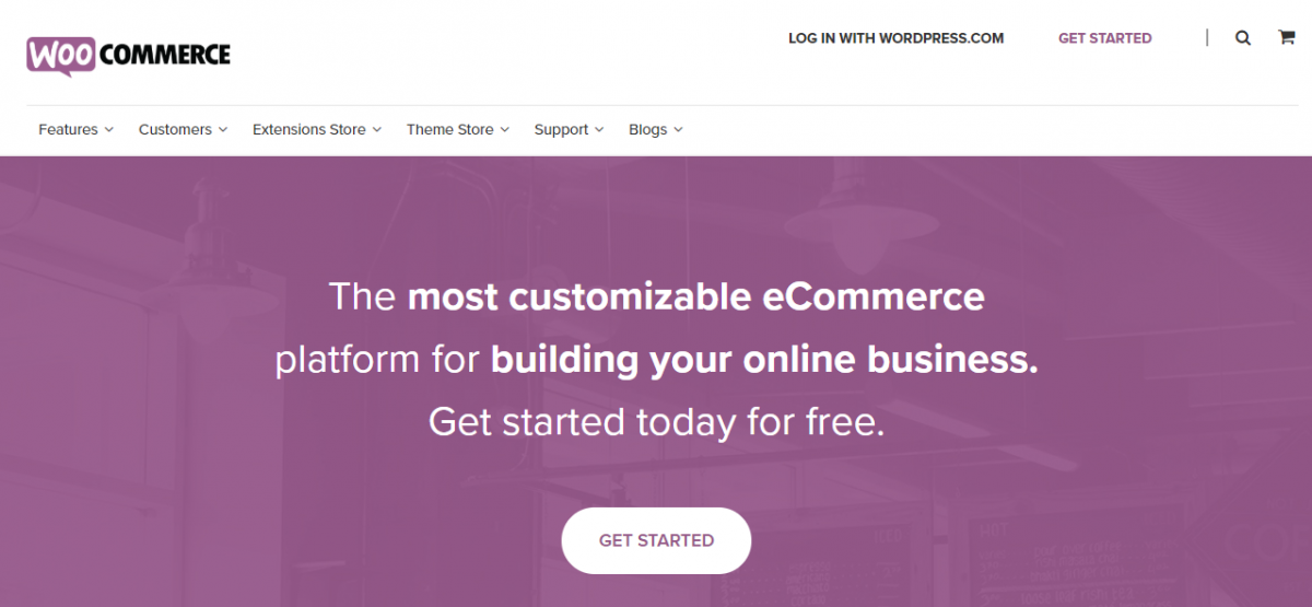 en iyi wordpress eklentileri - woocommerce